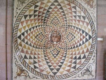 Villa Mosaic Floor
